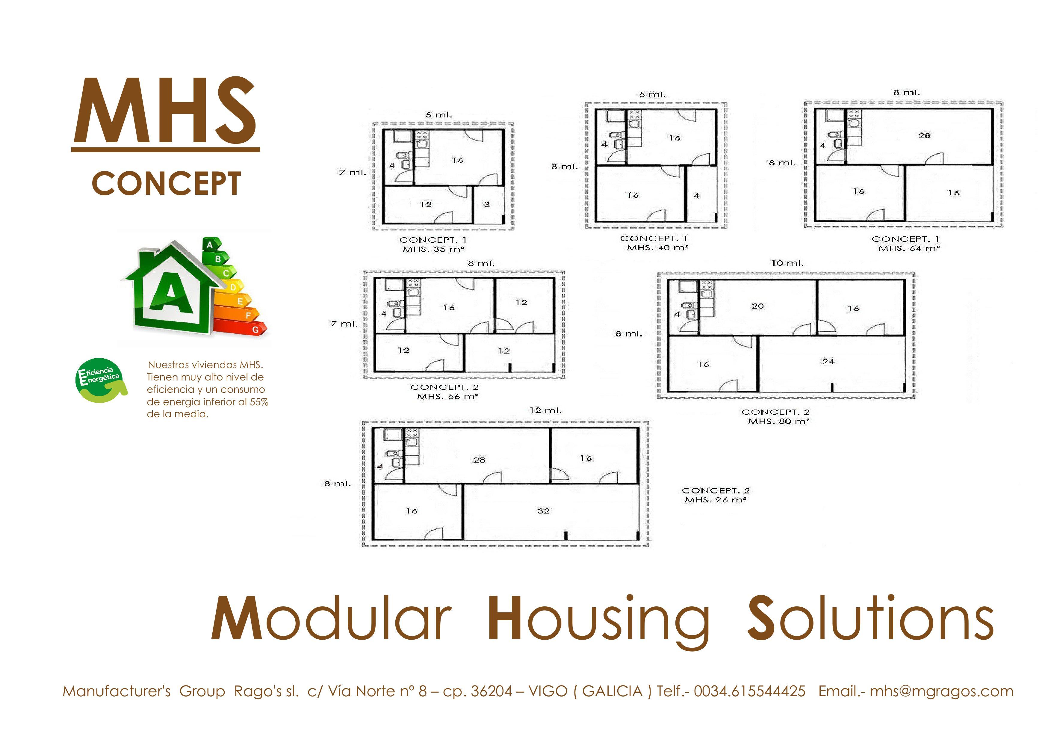Modelo MHS CONCEPT-7