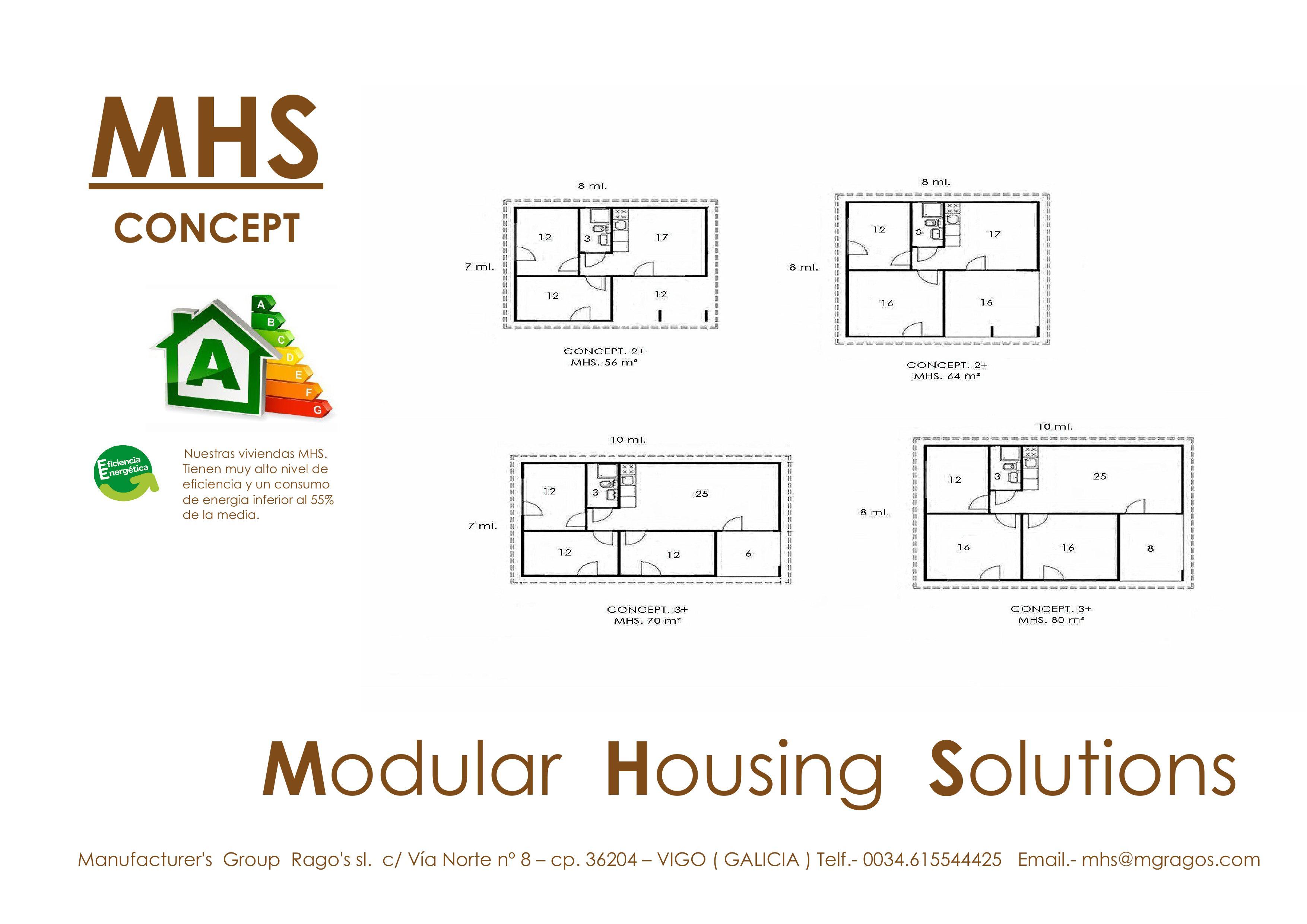 Modelo MHS CONCEPT-8