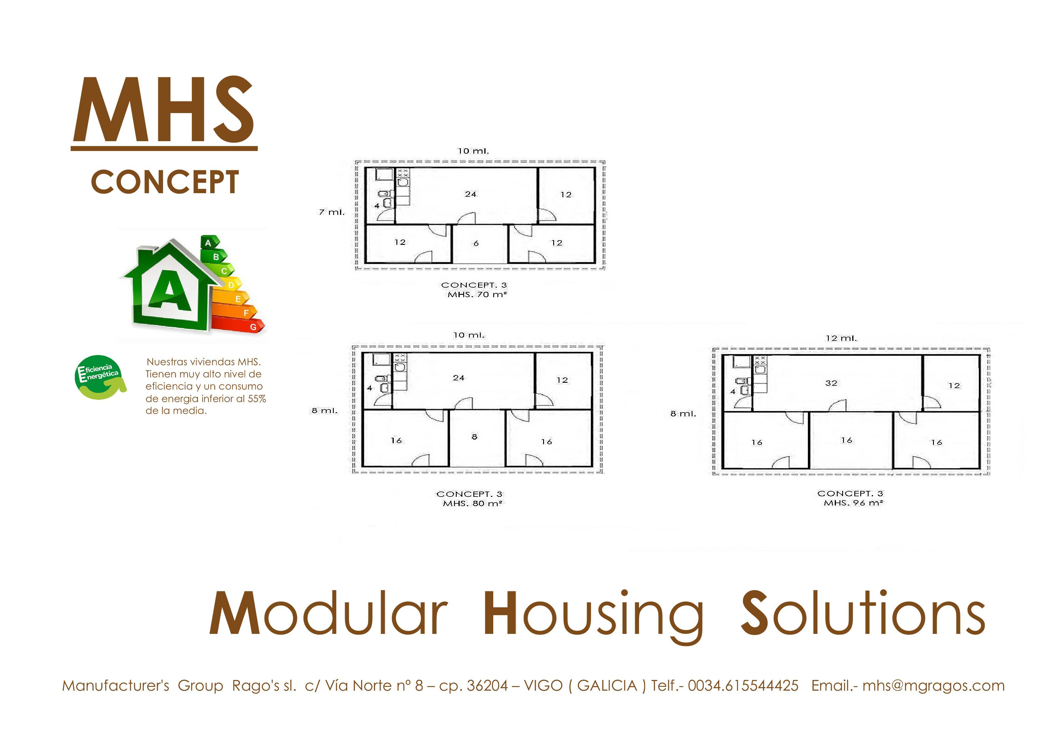 Modelo MHS CONCEPT-9