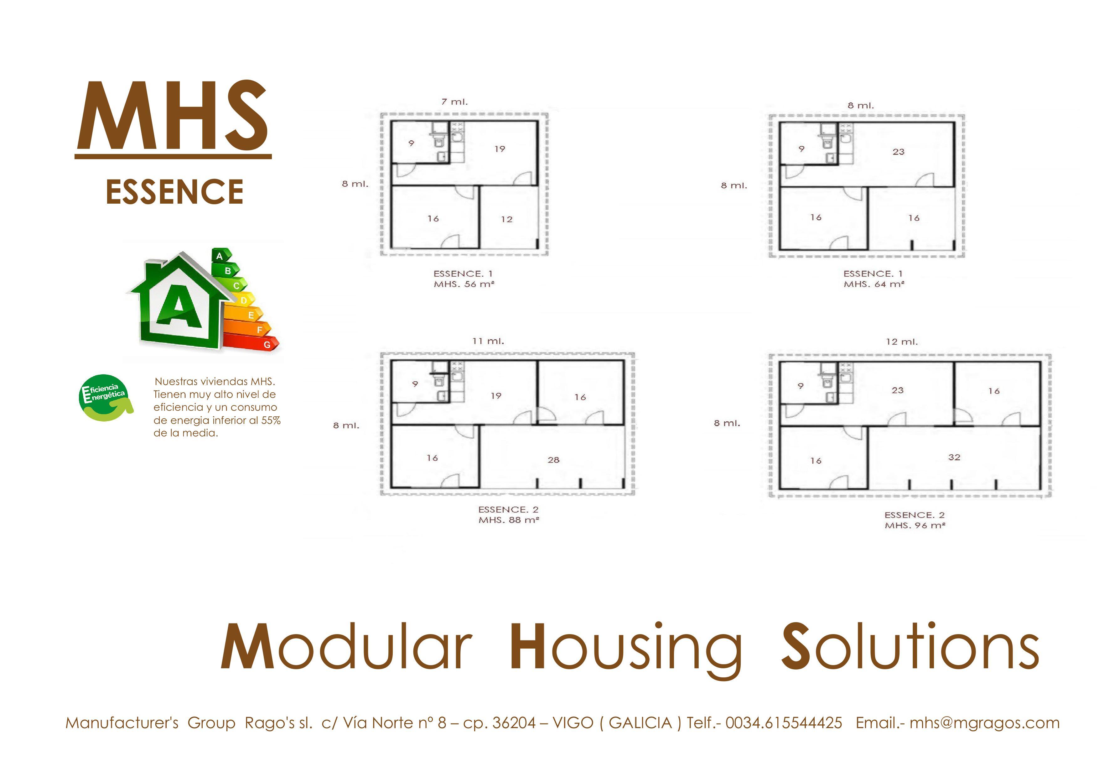 Modelo MHS ESSENCE-7