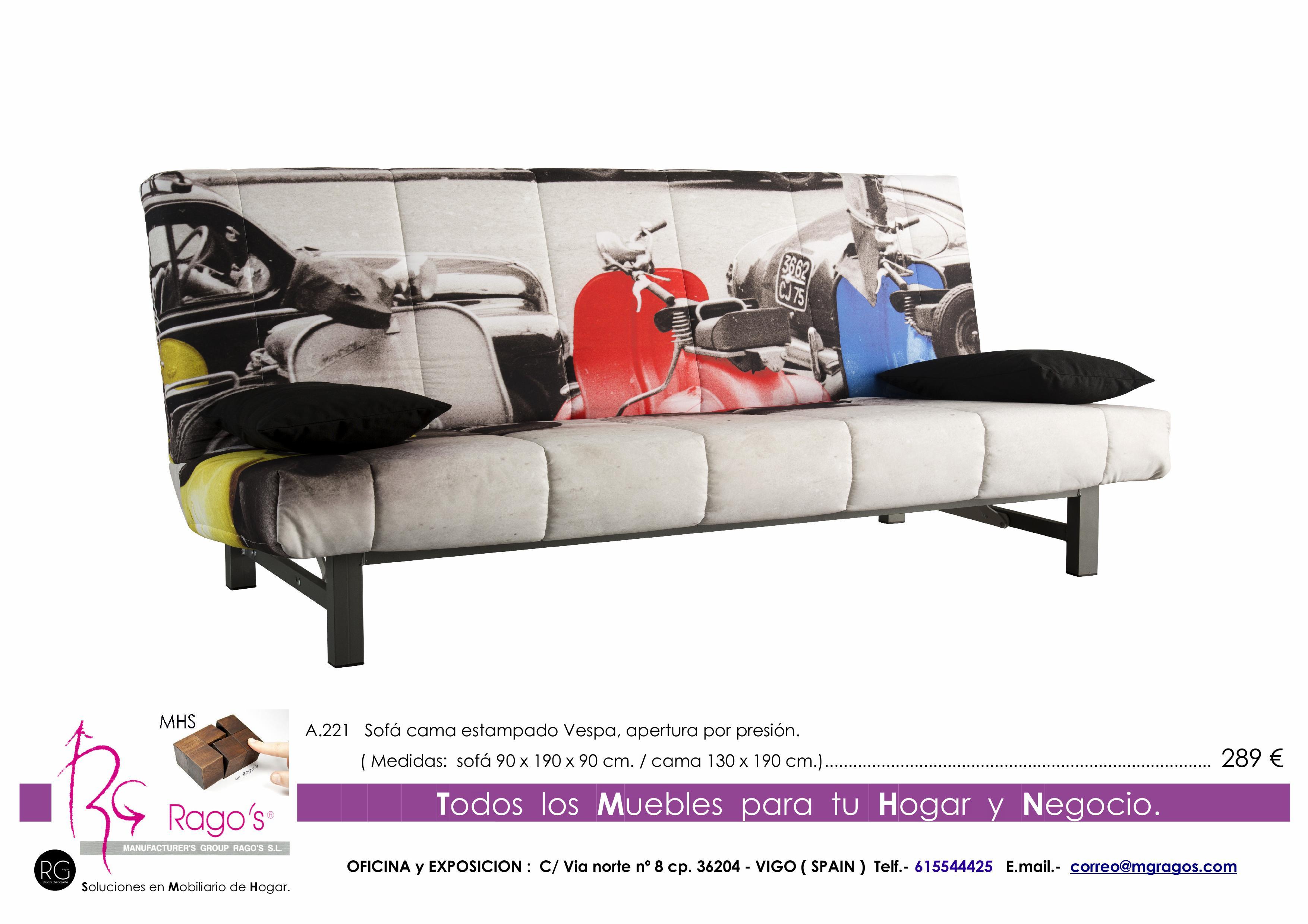 A.221 Sofa Cama Pag. nº 19
