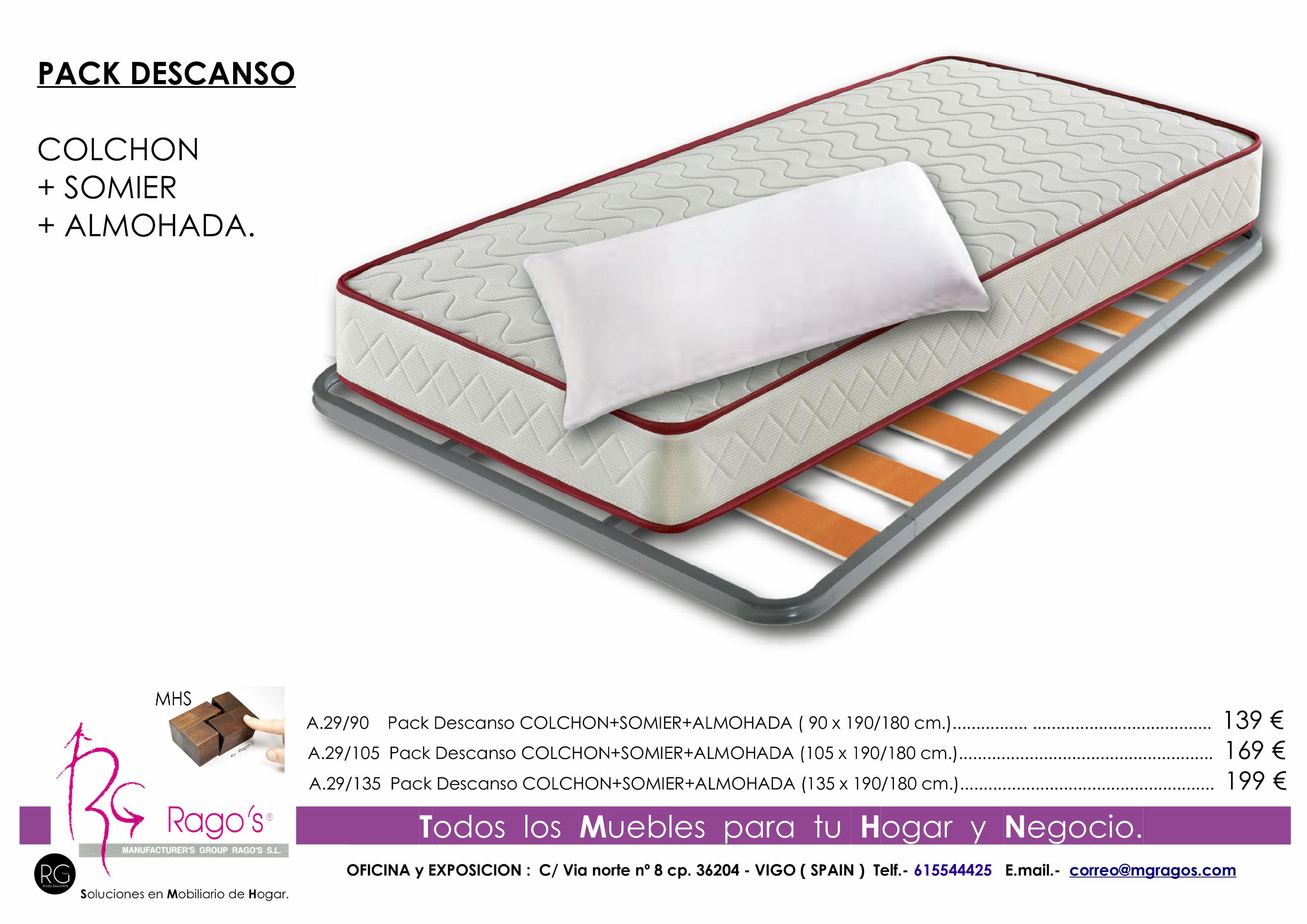 A.29 Colchón+Somier+Almohada Pag. nº 9